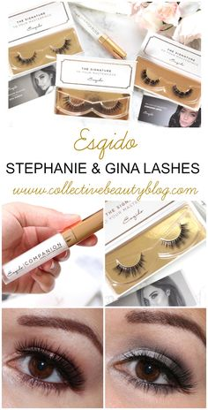 A review of the ESQIDO Lashes signature collection featuring Stephanie &… Esqido Lashes, Signature Collection, Diy Makeup, Beauty Essentials, Eyelash Extensions, Are You The One, Eyelashes, Hair Care, Hair Care Tips