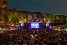 Greek Theater in Los Feliz, the most beautiful and grown up way to experience a concert in Los Angeles