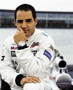 Juan Pablo Montoya from Bogota. Colombian race car driver  For handmade greeting cards visit me at My Personal blog: http://stampingwithbibiana.blogspot.com/