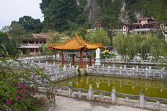 Ipoh ,Perak Cave Temple
