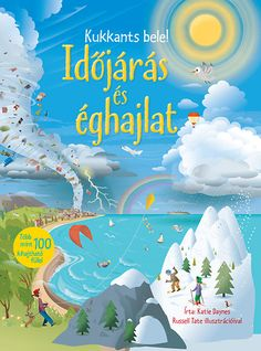 See Inside Weather and Climate - A Lift the Flap book by Usborne Books with great information! Weather Unit, Weather And Climate, Climate Change, Weather Report, Coldest Place On Earth, Water Cycle, Book People, World Religions, Science Books