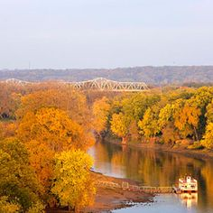 Illinois River Road National Scenic Byway
