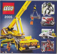 LEGO catalogue 2005 Germany
