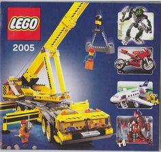 LEGO catalogue 2005 Germany