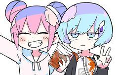 インスタントヘヴン feat.Eve / ナナヲアカリ MVイラスト数点... - お仕事履歴-ART WORK- Art Drawings Beautiful, Cute Drawings, Illustrations, Illustration Art, Character Art, Character Design, Cyberpunk Anime, Cute Kawaii Girl, Anime Drawing Styles