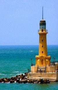 Alexandria, Egypt, lighthouse