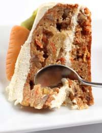 carrot cake : my all time fave dessert!