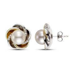 ROSEY EARRING - Argento Oro - Sorrento - Collections | www.mastoloni.com
