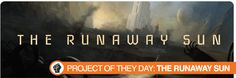 Do robots and aliens get you excited? How about when they're handmade by an indie director and a small team for their film project on Indiegogo? It definitely caught our eye! The Runaway Sun is IndieReign's Crowdfunding Project of the Day today! And we are proud backers too. Check out the project here! (There are awesome pictures of robots and aliens in progress!)