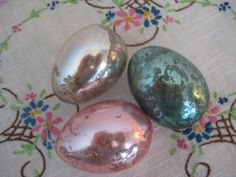 glass eggs mercury - Google Search