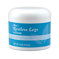how to stop restless legs at night