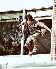 "Daryl Dixon ""Indifference"""