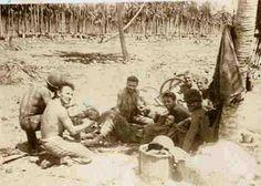 1st Marine Div on Guadalcanal