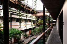 #Architecture in #Bali - #Hotel by Alexis Dornier