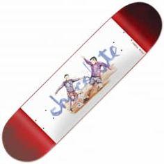 """Chocolate Skateboards Tradiciones Chico Brenes Skateboard Deck 8"""""""