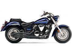 Motocyklowy układ wydechowy Speedster Swept / COBRA 2220B Yamaha V Star, Harley Davidson, Honda, Stars, Sterne, Star
