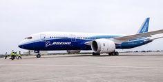 Boeing 787 787 Dreamliner da American Airlines