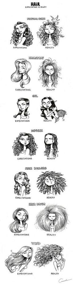 Precisely why I have short hair