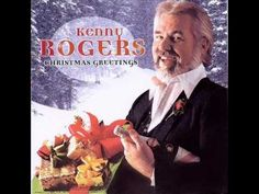 """One of my favorite Christmas CD's is Kenny Rogers. Love his song """"Kids"""". Christmas Cds, Christmas Tunes, Homemade Christmas, Christmas Greetings, White Christmas, Xmas Songs, Favorite Christmas Songs, Favorite Holiday, Holidays In America"""