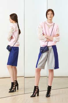 Alexis Mabille Resort 2015 - Collection - Gallery - Style.com