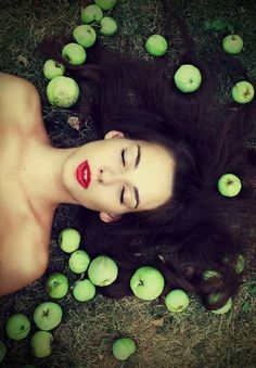 Snow White only with green apples..?