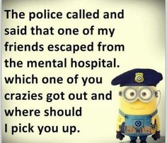 Cute Humorous Minions quotes (01:23:13 PM, Monday 06, July 2015 PDT) – 10 pics