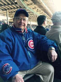 Behind The Plate: 95-Year-Old Usher Oldest And Longest Serving At Wrigley Field