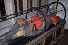 Tomb of Robert Curthose William the conqueror's son
