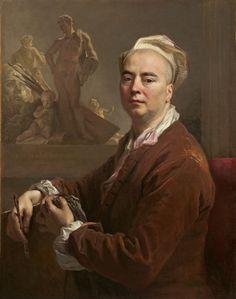 """""""Self-Portrait"""" by Nicolas de Largillière"""