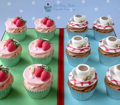 www.CupcakeTheoryBook.com found this online. #Cupcakes
