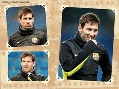 Messi em Manchester
