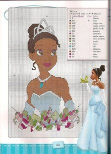 Princess Tiana if I had the rest of my life to sew this...