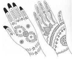 Le tatouage au hénné