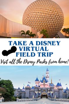 Run through Disney World from home with these virtual runDisney vids. Take a Disney virtual field trip through Walt Disney World or Disneyland. Run Disney, Disney Home, Disney Tips, Disney Running, Virtual Travel, Virtual Tour, Virtual Field Trips, Europe Destinations, Home Schooling