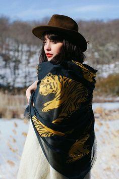 Leah Goren Scarf Collection