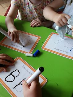 Aa - Zz These great letter task cards are an ideal way to get your students practicing their letters.