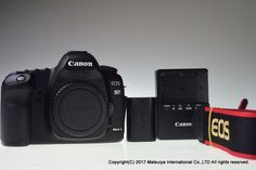 CANON EOS 5D Mark II Body 21.1MP Digital Camera Shutter Count 9863 Excellent+ #Canon