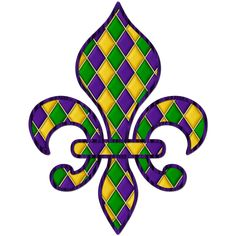 Who's excited for Mardi Gras? Join the New Orleans celebration with our Mardi Gras Fleur de lis temporary tattoo. With the metallic finish, the design is meant to shine from the crowd. Mardi Gras Food, Mardi Gras Carnival, Mardi Gras Parade, Mardi Gras Beads, Mardi Gras Centerpieces, Mardi Gras Decorations, Mardi Gras Outlet, Madi Gras, Harlequin Pattern