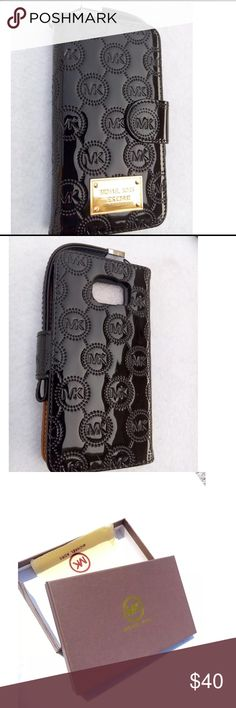 ab5023a36c0c75 Galaxy Michael kors wallet case New Galaxy Michael kors wallet case Michael  Kors Accessories Phone Cases