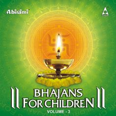 Bhajans For Childrens Vol - 3-ACD