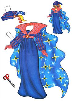 Принцесса1 - Marina Polonyankina - Picasa Webalbum * 1500 free paper dolls at Arielle Gabriels The International Paper Doll Society also free Asian paper dolls at The China Adventures of Arielle Gabriel *