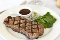 From old New York style to hip and trendy, enjoy a juicy porterhouse or New York strip steak at one of these great New York City's steakhouses.