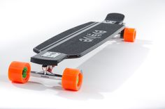 Street Carbon Series Electric Skateboard by Evolve