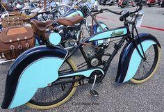 Seen In Daytona. Vintage Indian Motorcycles. at Cyril Huze Post ...