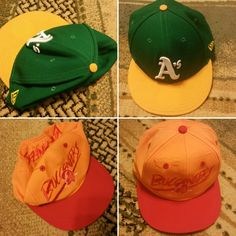 A simple guide to fixing a smashed hat or cap.  Thriftdigital.com restore-vintage-snapback-hats  hats  caps  cleaning   smashed  restore  snapback  fitted 17ae4245aaea