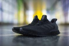 Adidas se vuelve concepto 3D en la vida real 3d corredores entrenadores, Adidas