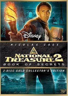 National Treasure 2 - Book of Secrets (2007) Nicolas Cage