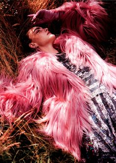 Vogue US Setembro 2014   Caroline Trentini por David Sims [Editorial]