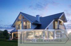 Шале в американському стилі | Plans | Проекти будинків 30x40 House Plans, Model House Plan, Cottage Plan, Country House Plans, Facade House, Log Homes, Modern House Design, Home Builders, Farmhouse