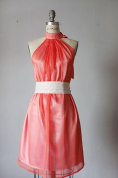 Custom-made #shabby #orangedress  #bridesmaids #dresses #wedding #bohemian #dresses  http://www.mismatchit.com